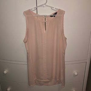 Express Pale Pink Tank Top
